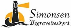 Logo Simonsen Begravelsesbyrå